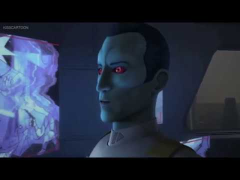 Thrawn Suspects Agent Kallus To Be Fulcrum | Star Wars Rebels