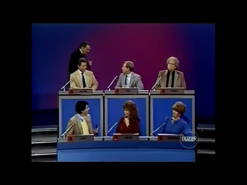 Match Game-Hollywood Squares Hour (Episode 31):  December 13, 1983  (Johnny Olson announces!)