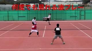 Video 【ソフトテニス】市川市長杯での溝端・高月ペアVS高橋・平井ペア MP3, 3GP, MP4, WEBM, AVI, FLV Oktober 2018