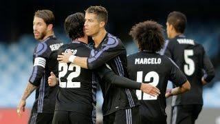 Video Celta 1-4 Real Madrid Goles Liga Santander 2017 | COPE MP3, 3GP, MP4, WEBM, AVI, FLV November 2017