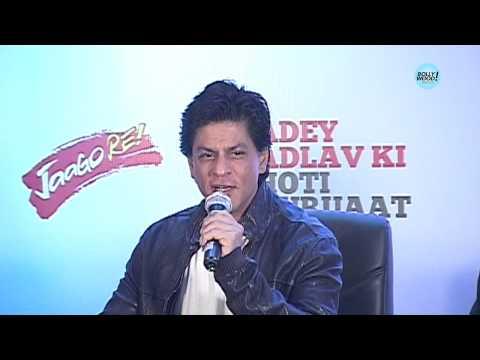 I Hate Twitter Idiots Who Write Shit: Shah Rukh Kh