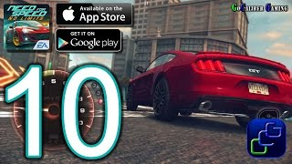 NEED FOR SPEED No Limits Android iOS Walkthrough - Part 10 - Underground: Chapter 4: RPM, EA Games, video games