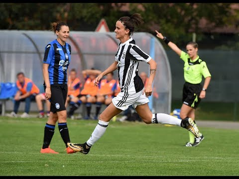 atalanta women vs juventus women 0-3 - gli highlights