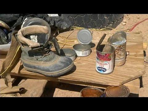 Βρέθηκε νεκρό το τρίχρονο αγοράκι στο Νέο Μεξικό