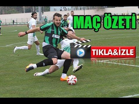 Kırklarelispor-Sakaryaspor maç özeti