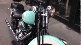 6. 2005 HARLEY-DAVIDSON FLSTSC SOFTAIL SPRINGER CLASSIC @ West Coast Harley-Davidson, Glasgow, Scotland