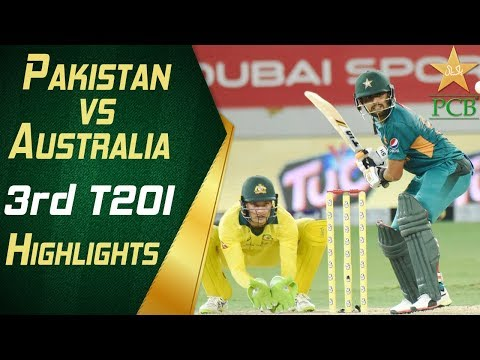 Pakistan Vs Australia 2018 | 3rd T20I | Highlights | PCB