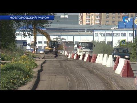 Подрядные организации приступили к ремонтам областных дорог