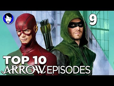 Top 10 Episodes of Arrow: The Brave and the Bold #9