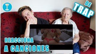Video MI ABUELA REACCIONA A CANCIONES DE TRAP | Gian GG MP3, 3GP, MP4, WEBM, AVI, FLV Desember 2018