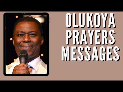 Dr Dk Olukoya🔥Hot Prayers & Messages