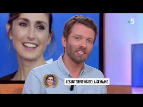 Le Palmarès d'Antoine Genton - C l'hebdo - 17/02/2018 (видео)