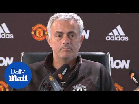 'It's Just A Big Match': Jose Talks About Liverpool Rivalry - Daily Mail