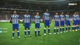 Pro Evolution Soccer 2014 - Full Game - FC Porto Vs Real Madrid