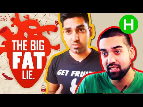 "We're in a Health Documentary!! ""The Big Fat Lie"""