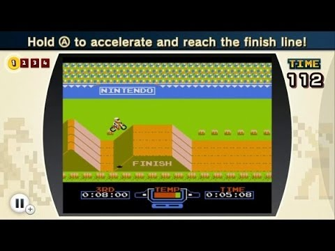 excitebike nes remix