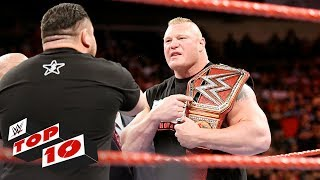 Nonton Top 10 Raw Moments  Wwe Top 10  July 10  2017 Film Subtitle Indonesia Streaming Movie Download