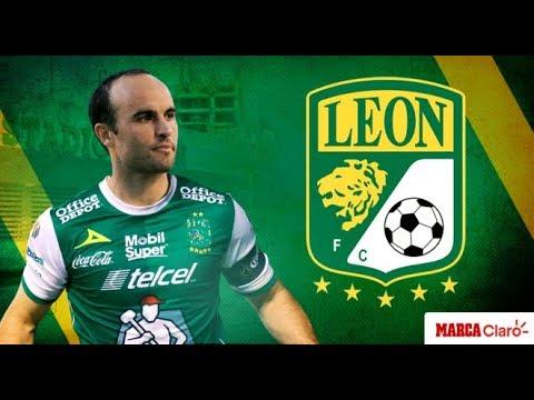 Oficial!! Landon donovan llega a leon