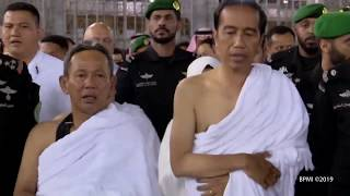 Video Jokowi Masuk Ka'bah dan Cium Hajar Aswad MP3, 3GP, MP4, WEBM, AVI, FLV April 2019