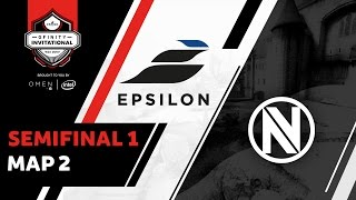 EnVyUs v Epsilon - Semi-Finals - Map 2 [Cbble]