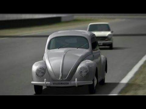 Live Correndo com o Fusca em Nürburgring Nordschleife - Gran Turismo 4(PS2)
