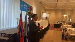 Khmer Politic - សម រង្សុី ថ្លែង.......