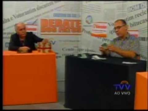 Debate dos fatos 1904-13 tv votorantim jose ramos