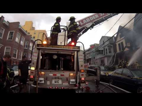 fdny - 199 St and Valentine Ave Bronx Box 3515 Around 5:00 the run came in for a fire. Upon arrival fully involved unoccupied residential spread to a second house 2...