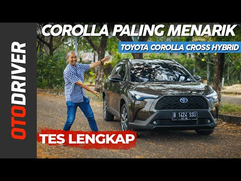 Toyota Corolla Cross Hybrid 2020 | Review Indonesia | OtoDriver
