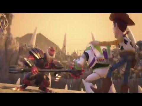 Toy Story That Time Forgot - Time For Battle [Mr Elzone]