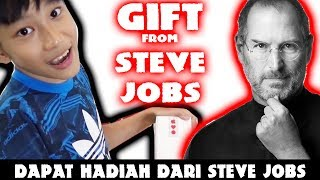 Video GIFT from STEVE JOBS !!! DAPAT HADIAH dari STEVE JOBS !!! MP3, 3GP, MP4, WEBM, AVI, FLV Februari 2018