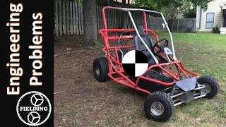 Common Problems With Making An Electric Go Kart or EBike and How I Resolved Them. #063