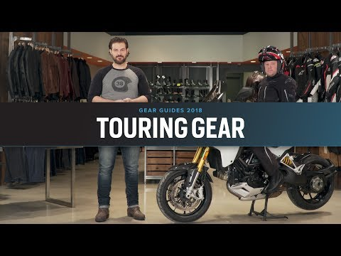Best Touring Motorcycle Gear 2018 at RevZilla.com