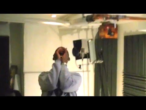 Tinie Tempah | Tinie Tempah: Studio in Sweden
