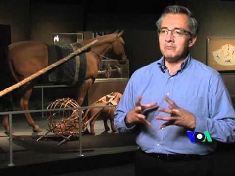 Triển lãm ghi dấu sự liên hệ của thổ dân Mỹ với ngựa (VOA)