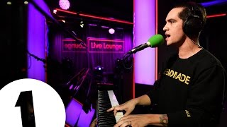 Video Panic! At The Disco cover Starboy by the Weeknd/Daft Punk in the Live Lounge MP3, 3GP, MP4, WEBM, AVI, FLV Agustus 2018