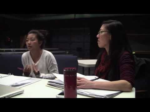 Battle Battle - Being an Asian American Woman in Theater : short film