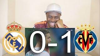 Download Video Barcelona Fan React To ● Real Madrid Vs Villarreal 0-1 ● All Goals & Highlights MP3 3GP MP4