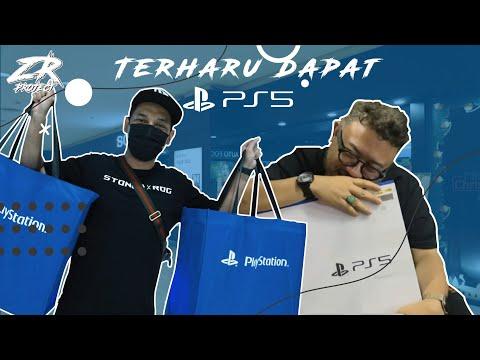 ZR PROJECT | Zizan bikin Afdlin Shauki menangis! Dapat suprise Playstation 5!