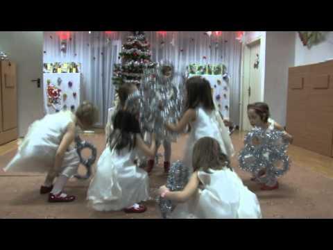 Stelute de gheata - Ave Maria - Gradinita Crai Nou Bacau