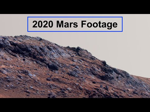 New Mars Curiosity Rover Pictures