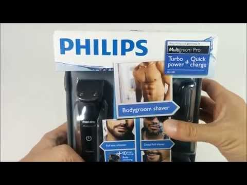 Philips QG3380/16 - Video Recensione del Multigroom