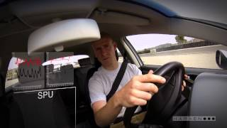 Sensor-loaded Seatbelt May Save Fatigued Drivers: Video