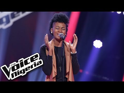 "Joy Ebiem Sings ""One Naira"" / Blind Auditions / The Voice Nigeria Season 2"