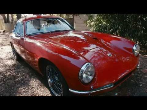 Lotus Elite Type 14 Buyer's Guide