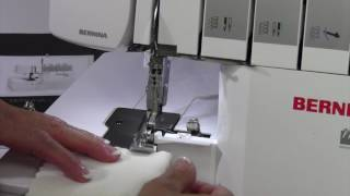 Learn how to start serging on the Bernina L450 serger.Check out all the free Bernina L 450 overlock tutorial videos over at SewingMastery.comhttps://sewingmastery.com/bernina-l450/SewingMastery.com - Sign up to be notified via e-mail of Sara's future online courses!http://www.sewingmastery.comFacebook https://www.facebook.com/SewingMasteryTwitter https://twitter.com/sewingmasterySewing Mastery's Recommended Craftsy Classes http://craftsy.me/SaraSnuggerud_rec