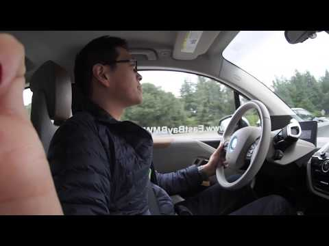 BMW i3 extended test drive / review