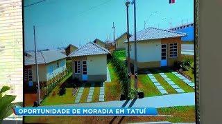 Residencial vai beneficiar famílias com renda de até R$1.500 em Tatuí