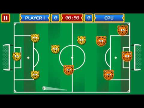 Air Football 2016 (by Electricpunch Arcade Free Games) - sport game for android - gameplay.