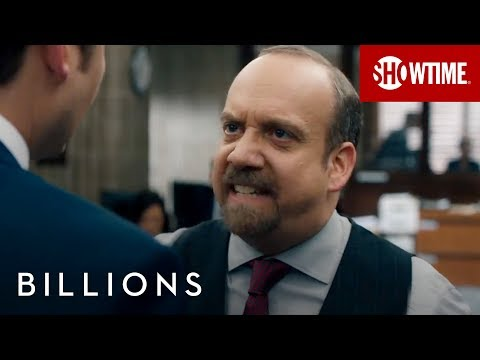 'There's One Thing You're Certainly Not' Ep. 8 Official Clip | Billions | Season 3